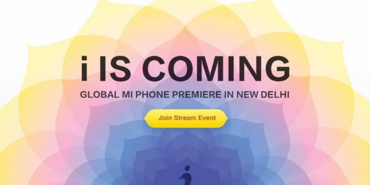 Xiaomi anunciará un nuevo teléfono el 23 de abril