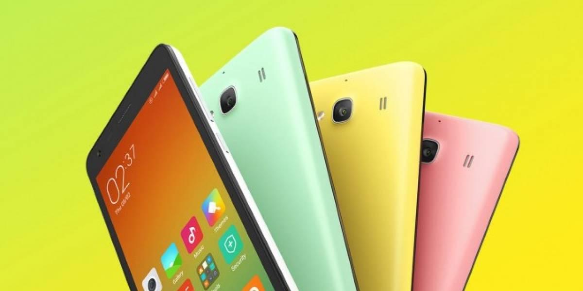 Xiaomi Redmi 3 tendrá una batería de 4100 mAh