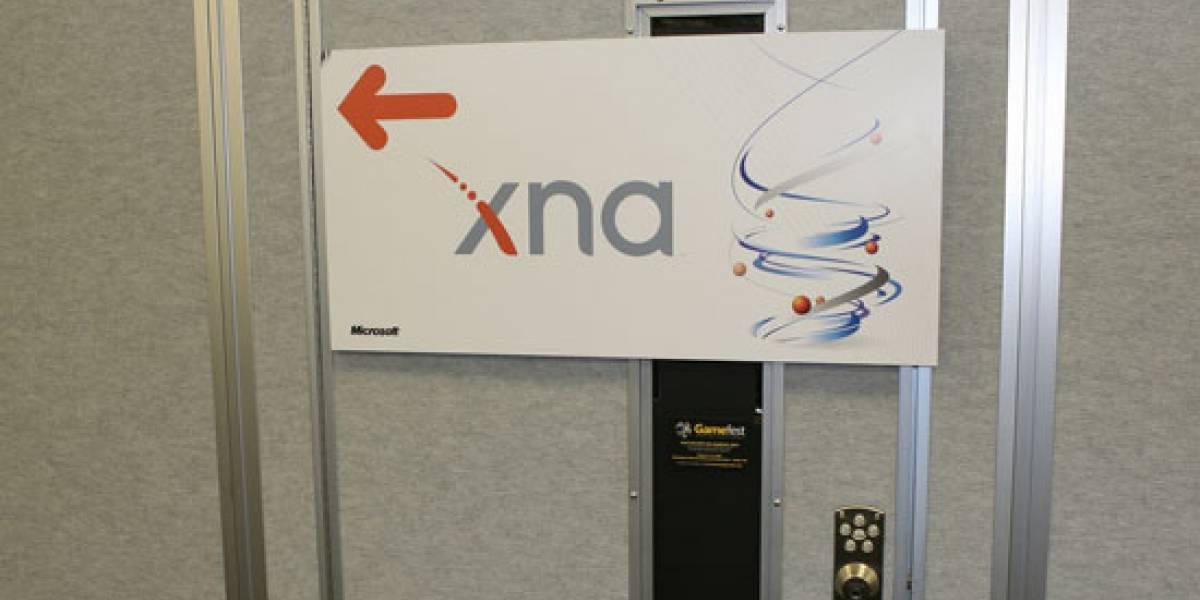 GDC09: Microsoft actualiza XNA y kits de desarrollo