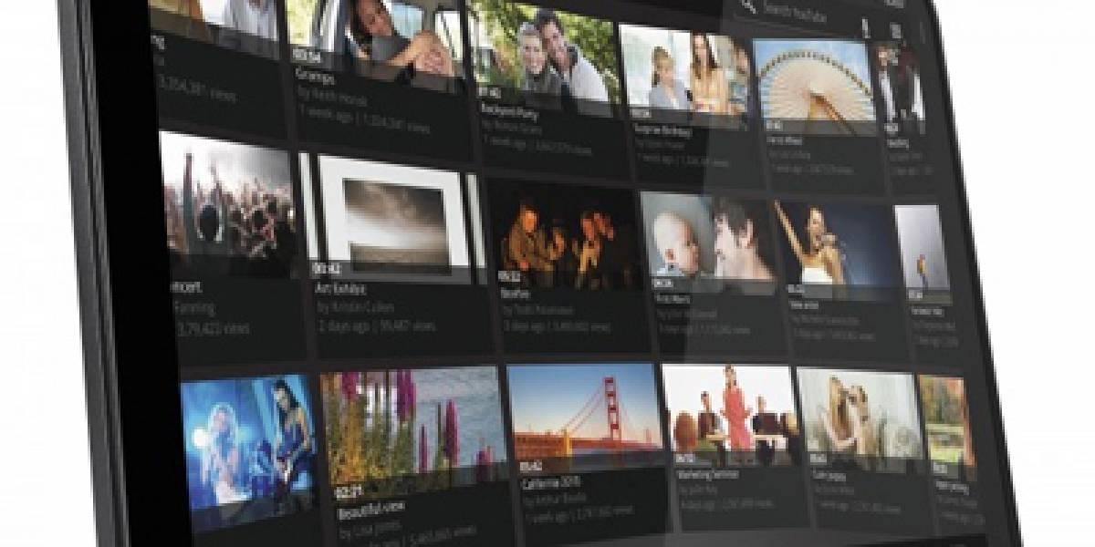 Futurología: Motorola Xoom saldría a la venta el 17 de febrero