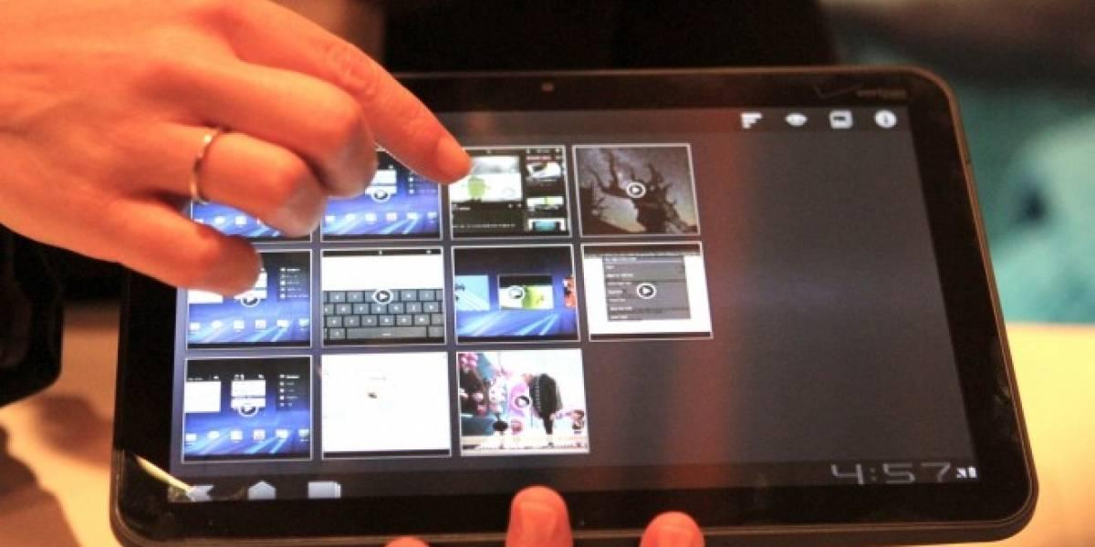 Motorola hace oficial la llegada de Xoom y Atrix 4G a finales de Febrero