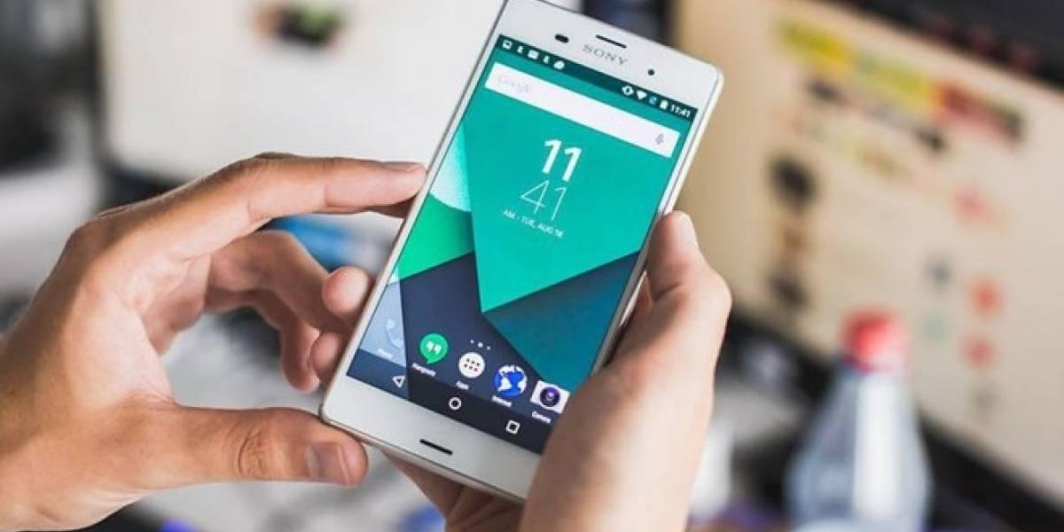Android 6.0 Marshmallow llegará el próximo mes a los Sony Xperia