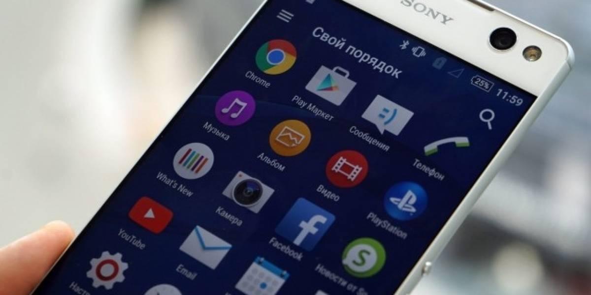Publican una supuesta imagen promocional del Sony Xperia Z5+
