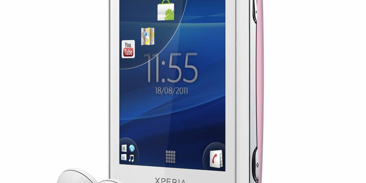 Sony Ericsson renueva los Xperia Mini y Mini Pro