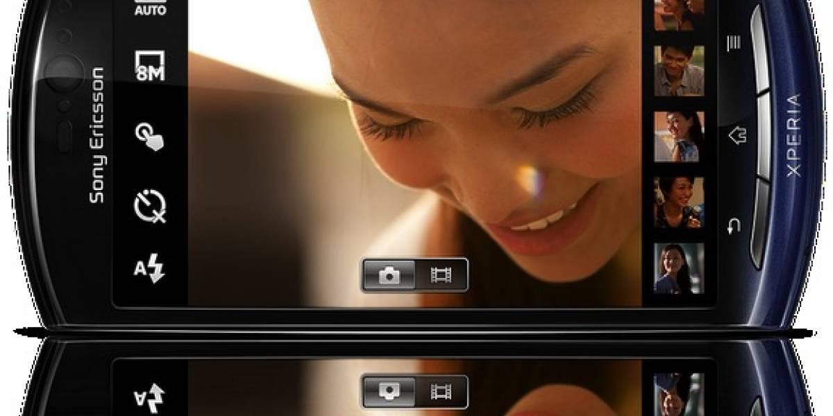 MWC2011: Sony Ericsson presenta Xperia Neo, un Pro sin teclado