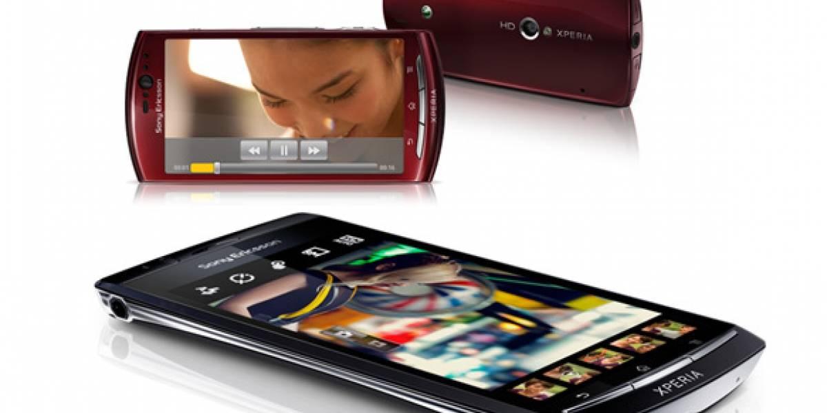 MWC2011: Xperia Arc y Xperia Neo a primera vista