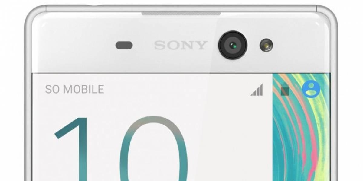 Sony anuncia el Xperia XA Ultra, un smartphone exclusivo para selfies