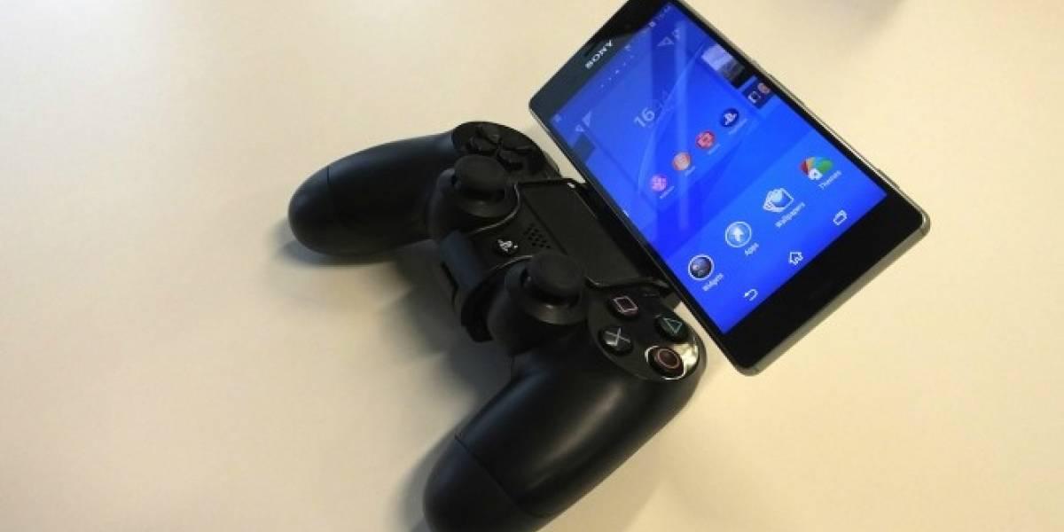 Portan PS4 Remote Play para dispositivos Android ICS y superior