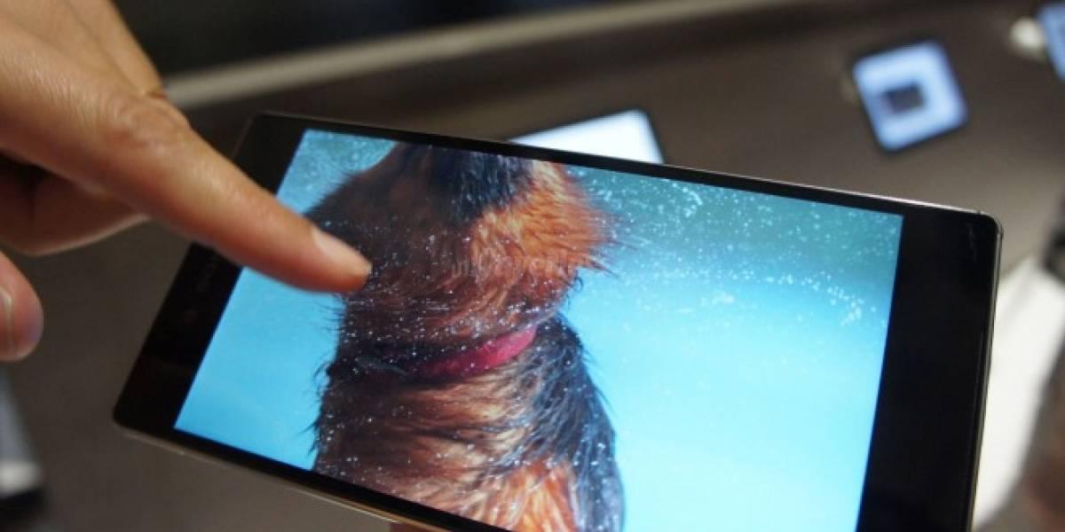 Sony dice por qué no todo será 4K en el Xperia Z5 Premium