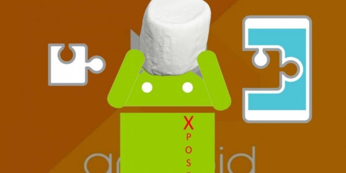 Ya está aquí Xposed Framework para Android 6.0 Marshmallow
