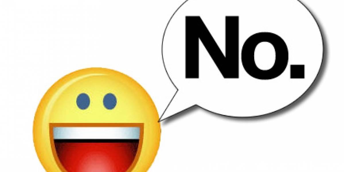 "Yahoo! dijo NO a Microsoft: ""Nos están subvalorando"""