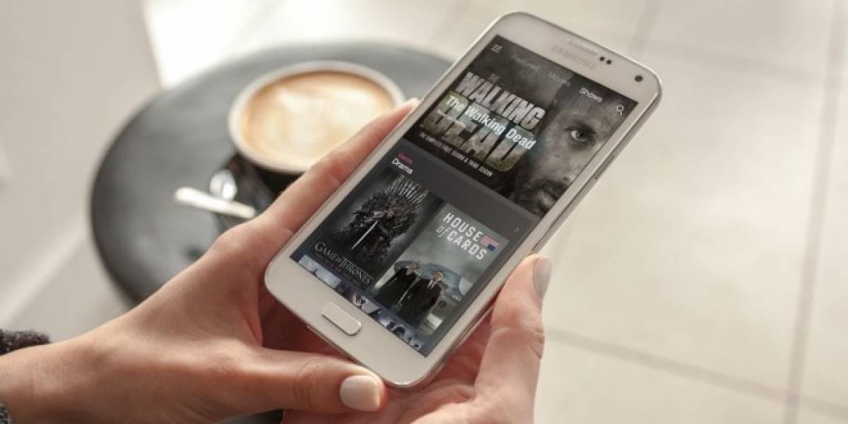 Yahoo lanza una app que busca películas en Netflix según tu estado de ánimo