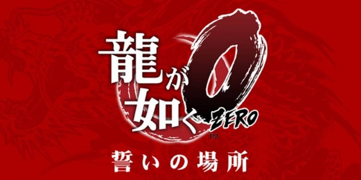 Sega anuncia Yakuza 0