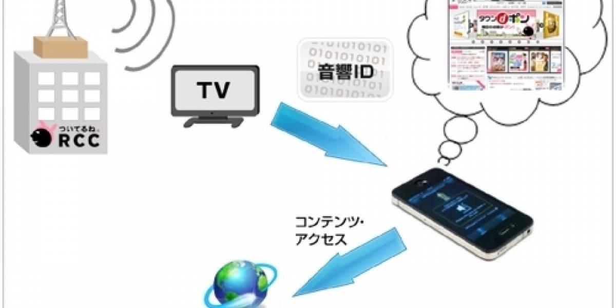Yamaha InfoSound: Transferencia de datos a través de ondas sonoras