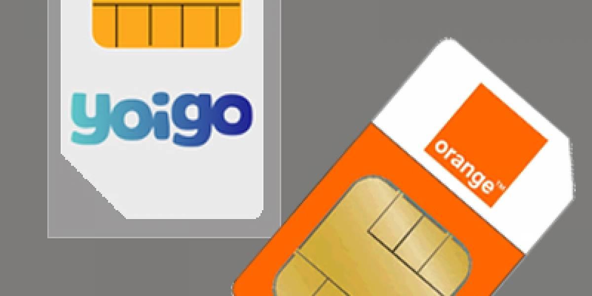 Orange y Yoigo ganan las licencias de telefonía móvil en España