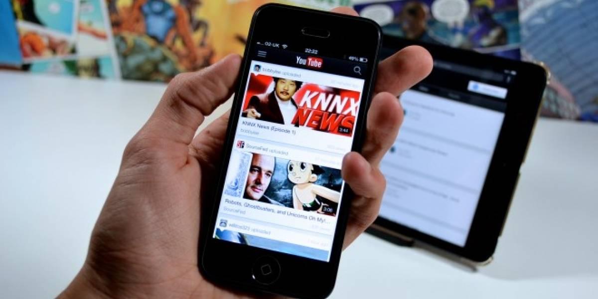 YouTube prepara funciones de avance y retroceso rápido