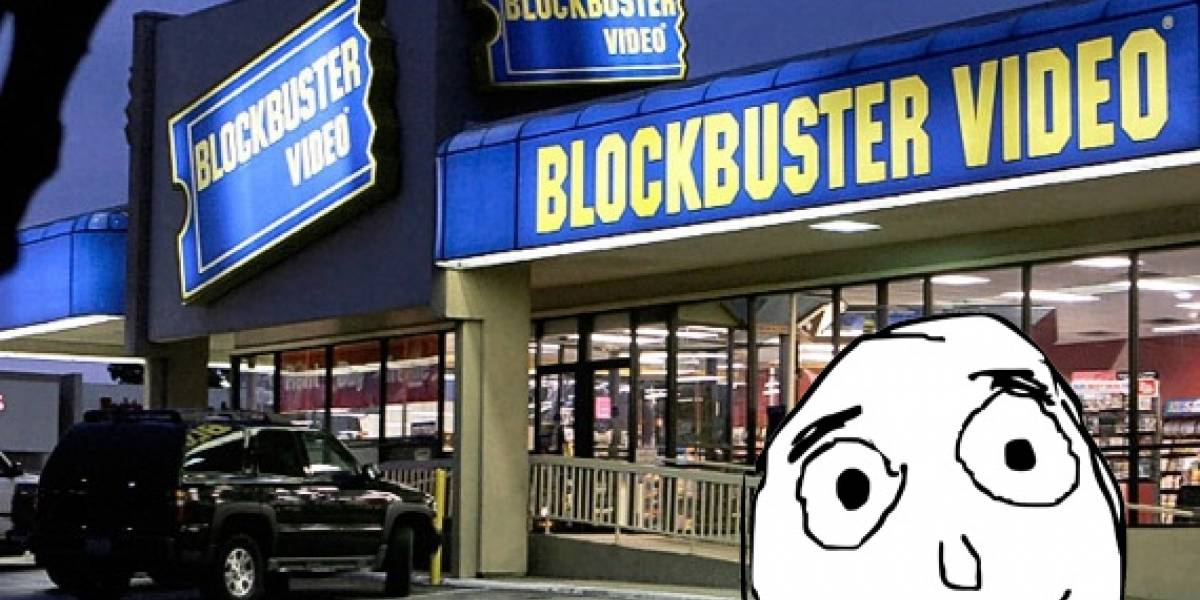 DISH Networks gana la subasta de Blockbuster