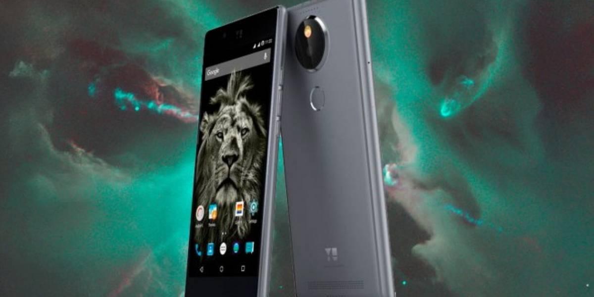Yutopia, un smartphone de gama alta ridículamente barato