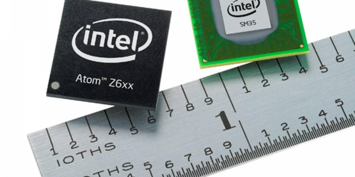 Intel lanza su procesador Atom para tablets