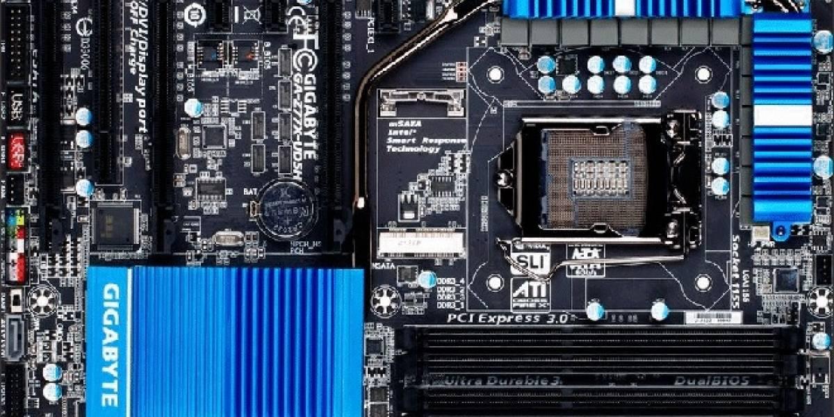 Gigabyte niega que existan problemas en su tarjeta Z77X-UD5H