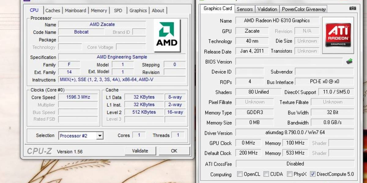 AMD Fusion en los laboratorios de CHW