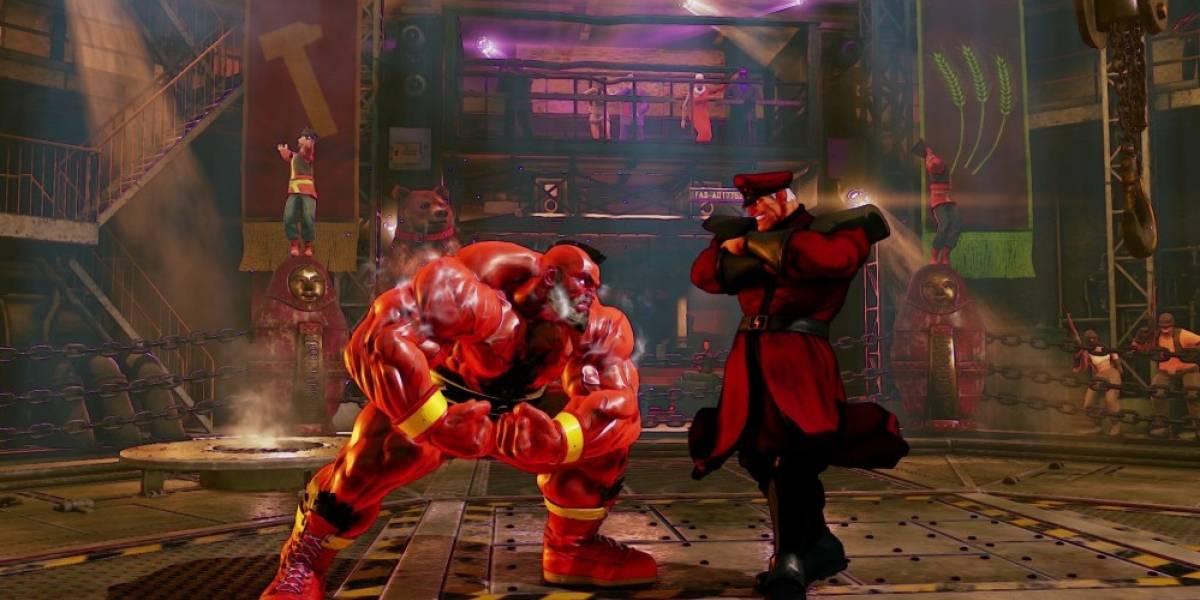 Zangief también estará en Street Fighter V