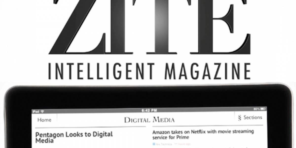 Zite, la revista de iPad que aprende los gustos del usuario