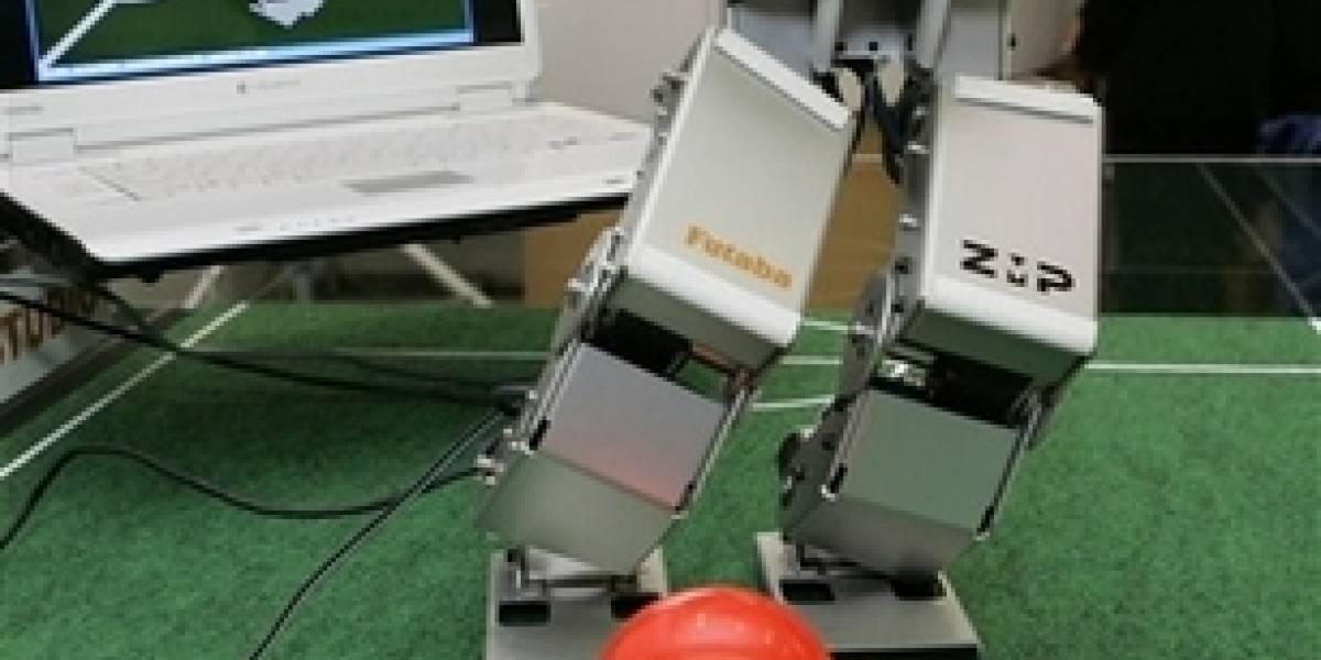 Robot controlado bajo la plataforma robótica de Microsoft