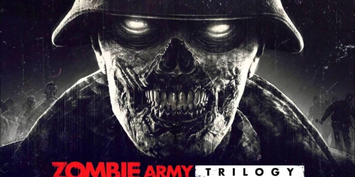 Nuevo tráiler nos muestra qué es Zombie Army Trilogy