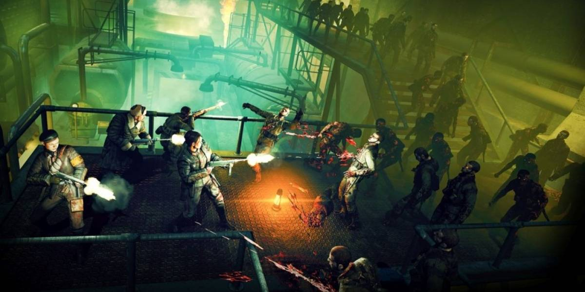 Rebellion anuncia Zombie Army Trilogy para PC, PS4 y Xbox One