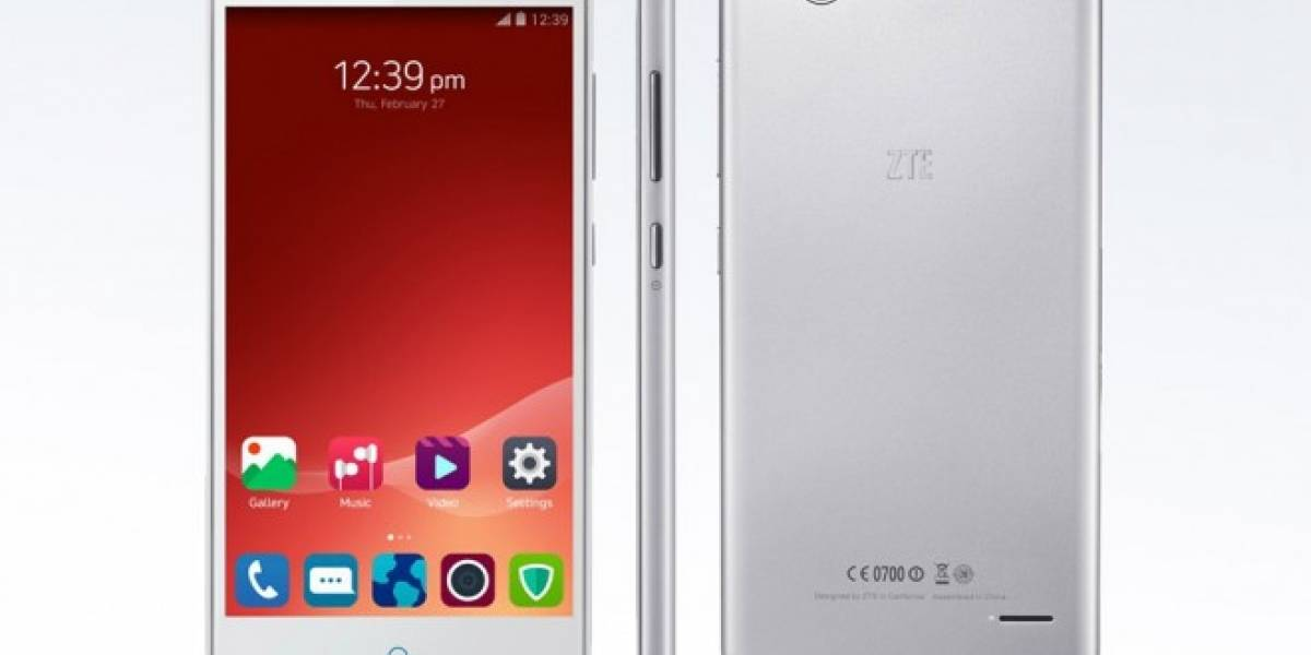 ZTE Blade S6 Plus llega en exclusiva a eBay