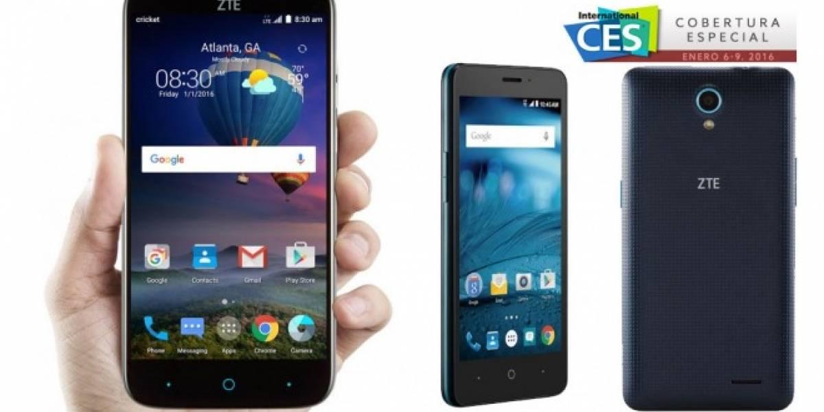 ZTE quiere que sus usuarios diseñen su próximo smartphone #CES2016