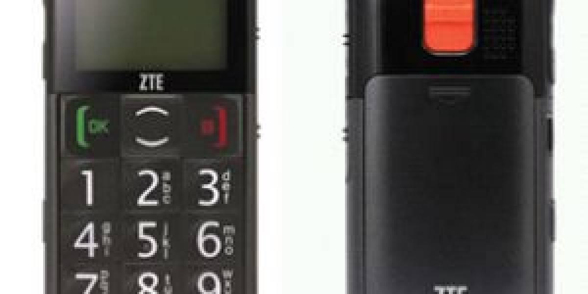 España: Orange lanza un teléfono móvil para mayores que se venderá en farmacias