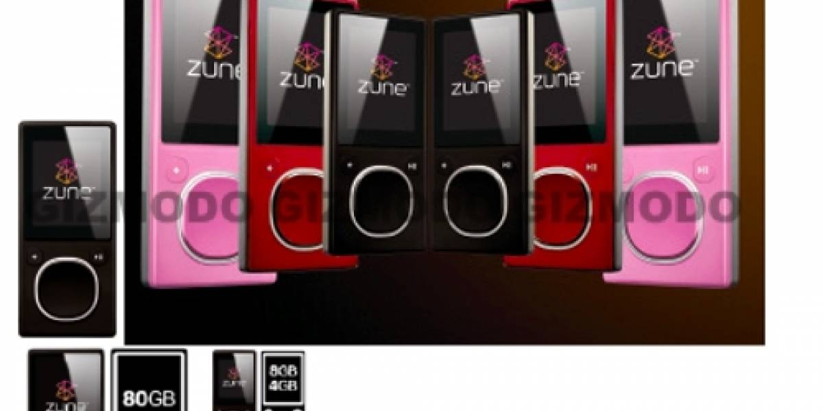 ¿Y este sería el Zune 2?