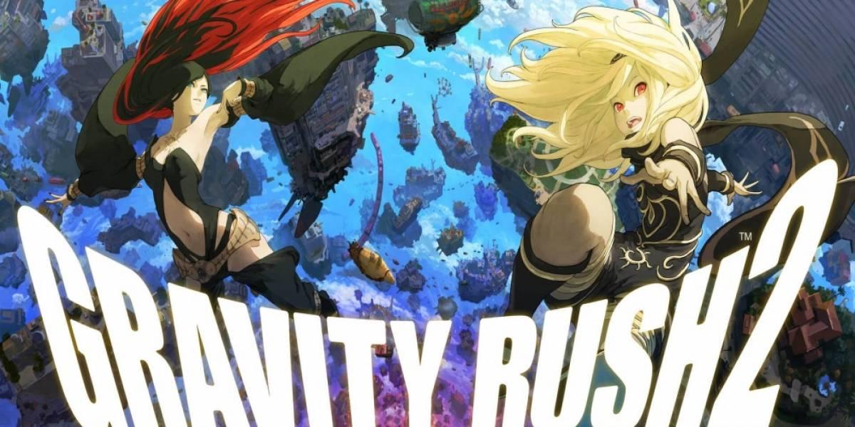 Vean aquí la animación Gravity Rush Overture