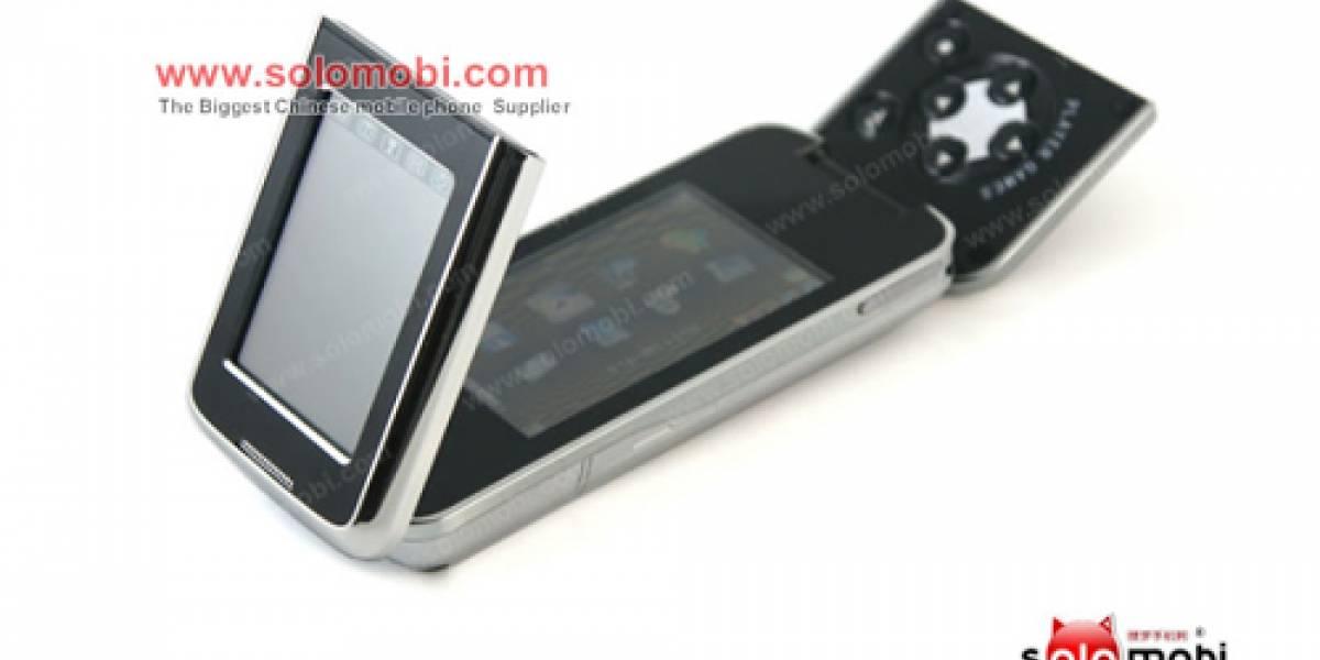 Cool8800C: El Nokia falso para el gamer no asumido