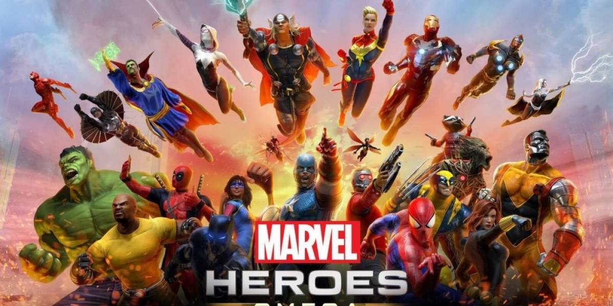 Marvel Heroes Omega ofrecerá beta cerrada en PS4 esta semana