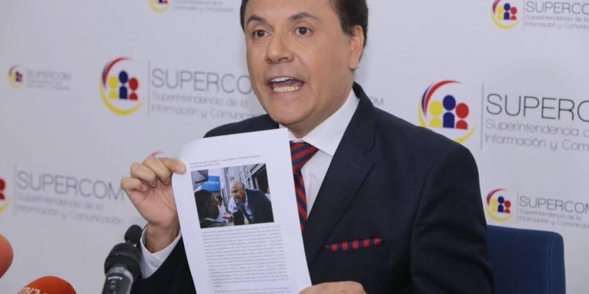 Juicio político contra Carlos Ochoa sería presentado mañana