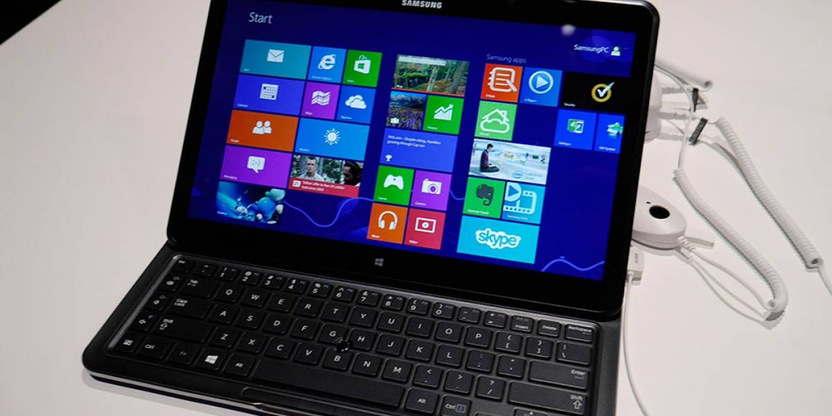 Samsung ATIV Q, un tablet con Windows y Android Jelly Bean