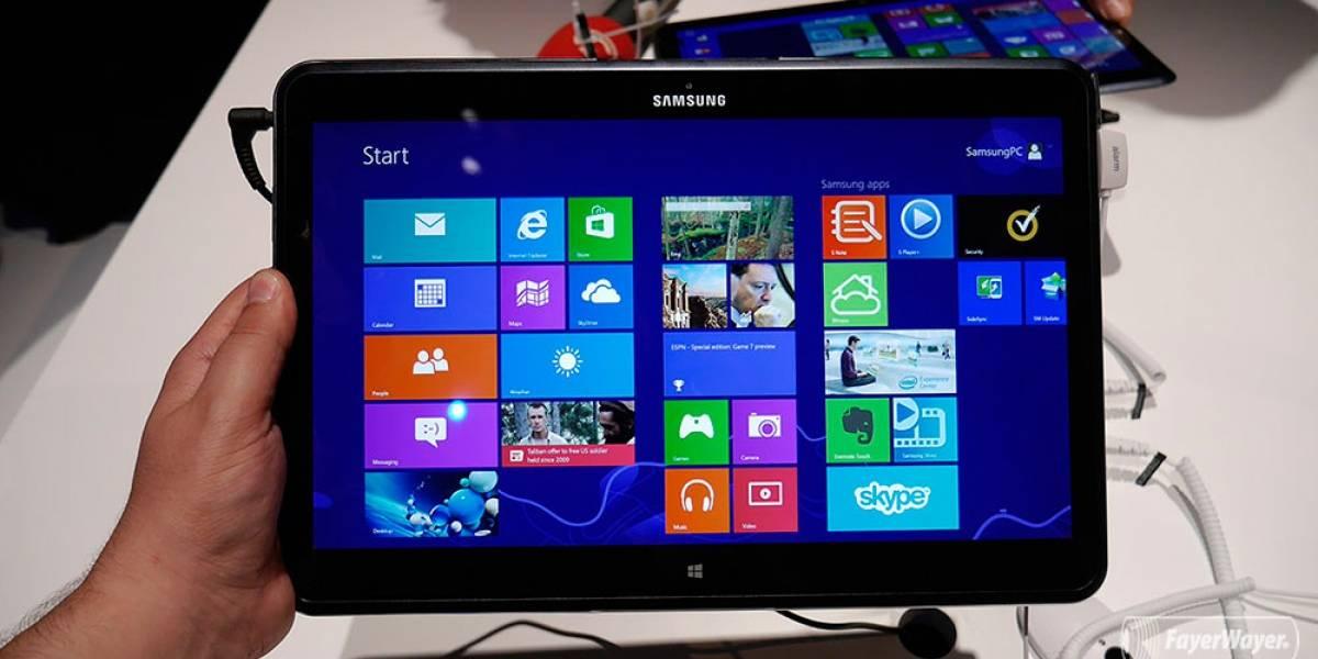 Samsung ATIV Q [A Primera Vista]