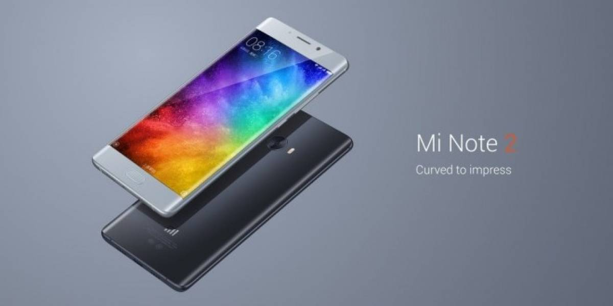 Xiaomi presenta, básicamente, un Galaxy Note 7