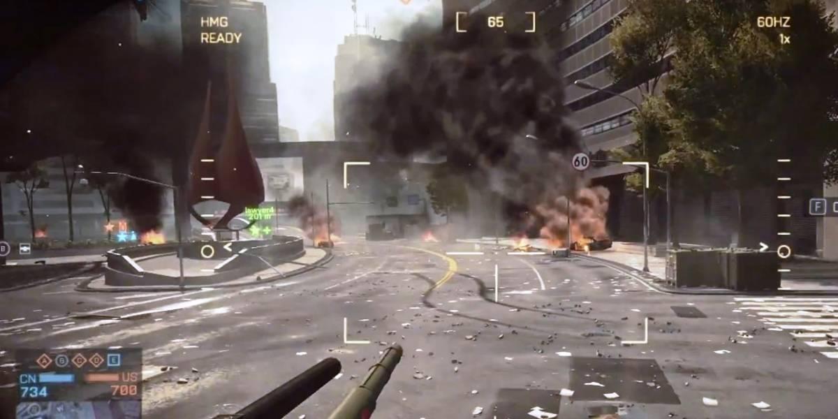 Battlefield 4 Beta: Benchmark tarjeta MSI GTX 780 [Video con fps]