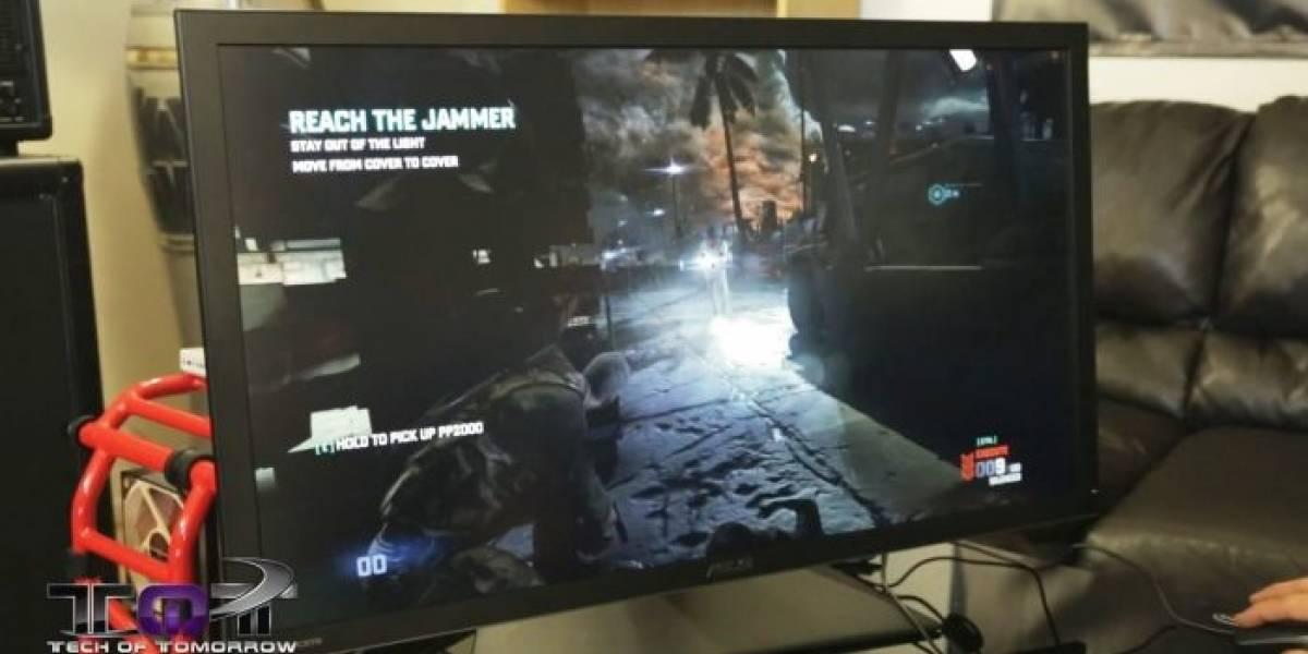 Monitor 4K de ASUS puesto a prueba con Splinter Cell Blacklist