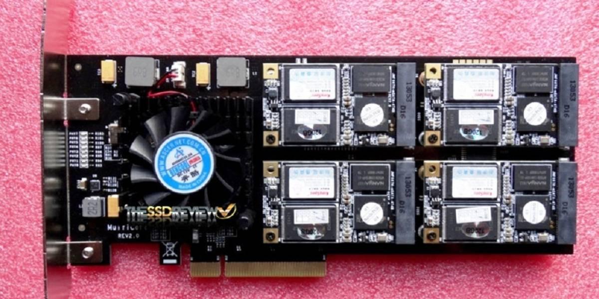 KingSpec revela su unidad SSD PCIe ultra veloz