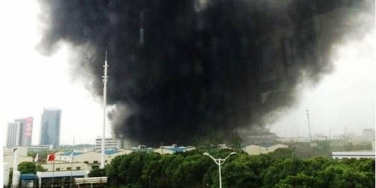 Incendio en fábrica Hynix: Los daños no serían tan graves