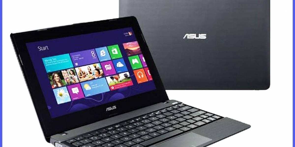 ASUS anuncia ultraportátil X102BA con pantalla táctil y APU Temash