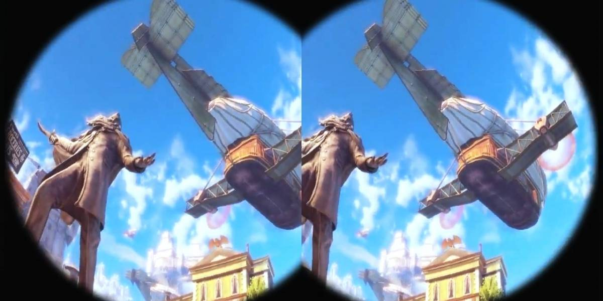 VorpX convierte BioShock y decenas de juegos en listos para Oculus