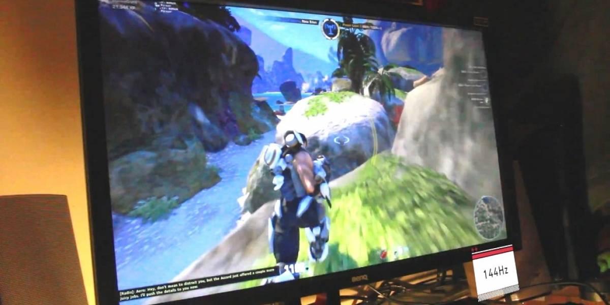 BenQ presenta su monitor gamer XL2420TE de 144Hz