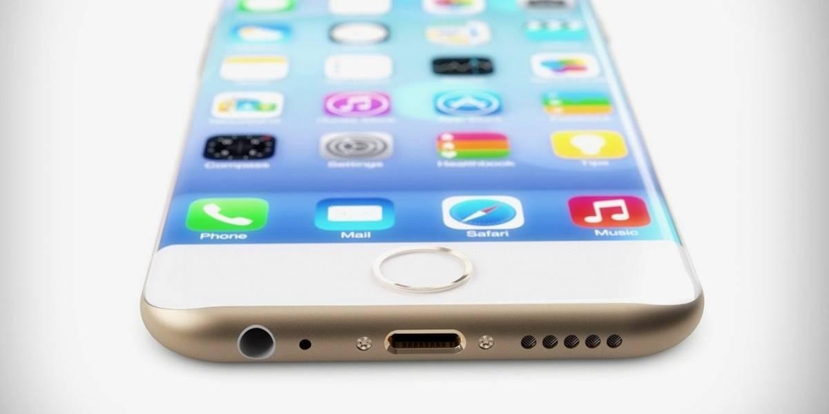 Siguen los rumores sobre un iPhone 8 curvo