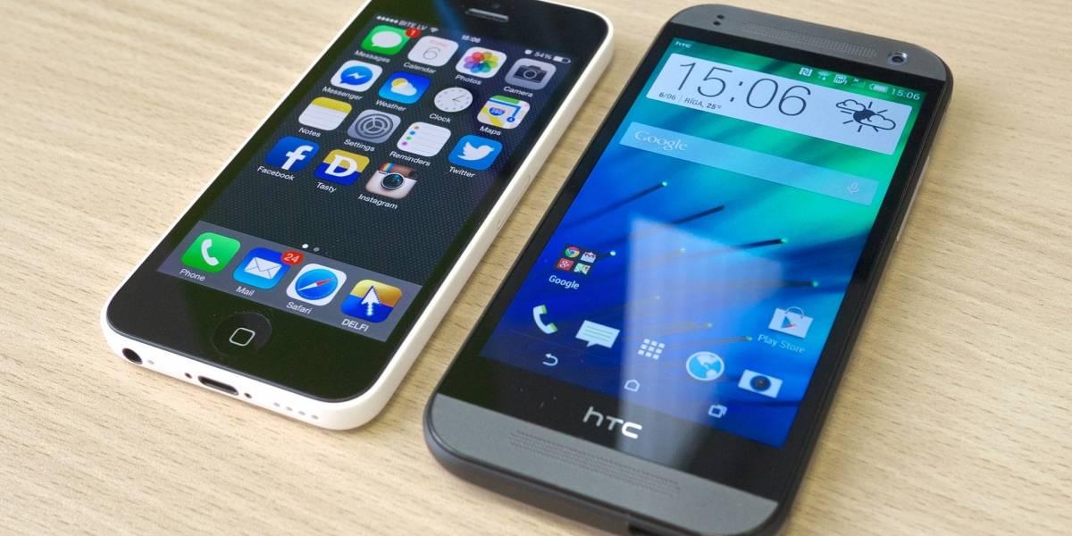 La mayoría de los usuarios de smartphones descarga 'cero' aplicaciones al mes